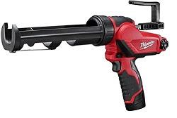 Milwaukee 2441-21 M12 10 oz Caulk Gun Kit