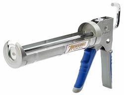 Newborn 930-GTD Drip-Free Smooth Hex Rod Cradle Caulking Gun