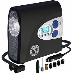 P.I. Auto Store PIAS002 Portable Digital Auto Tire Inflator