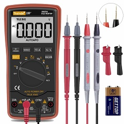 Thsinde TRMS 6000 Auto Ranging Digital Multimeter