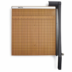 X-ACTO 15×15 Commercial Grade Square Guillotine Trimmer