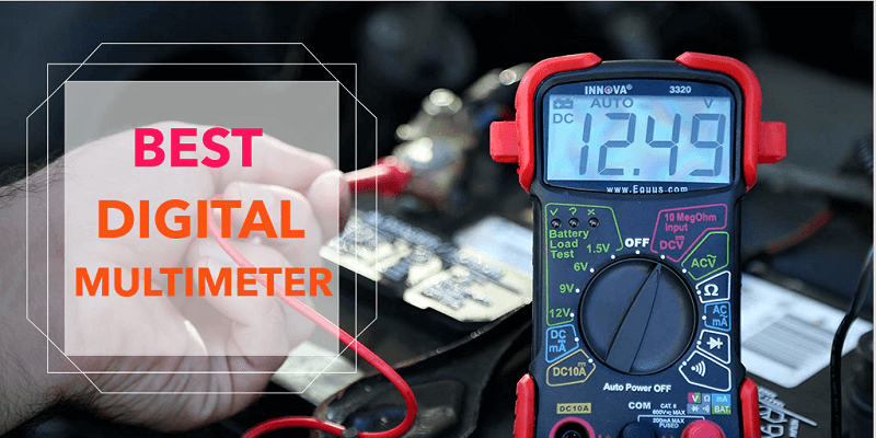 Best Digital Multimeter