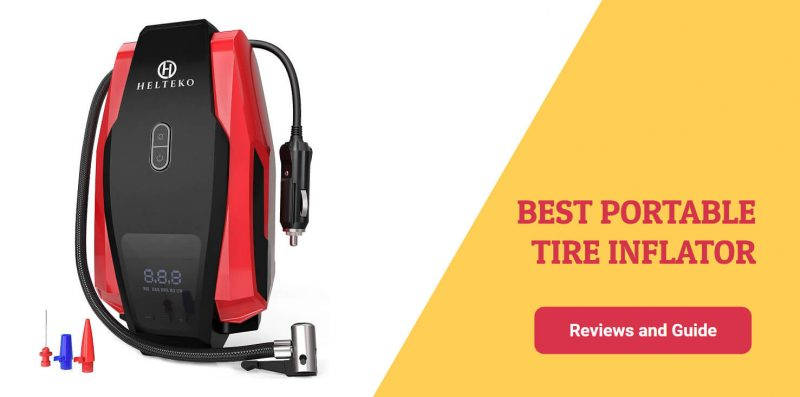 Best Portable Tire Inflator