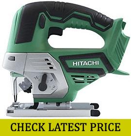Hitachi CJ18DGLP4 18V Cordless Lithium-Ion Jig Saw