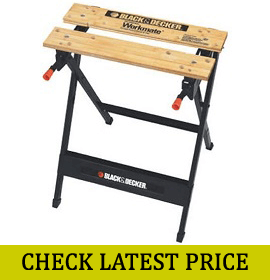 BLACK+DECKER WM125 Portable Work Bench