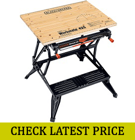 BLACK+DECKER WM425 Portable Work Bench