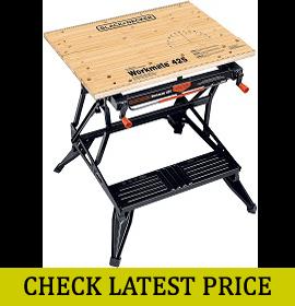 BLACK+DECKER WM425 Portable Work Bench