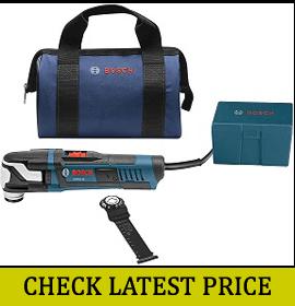 Bosch GOP55-36B StarlockMax Oscillating Multi-Tool Kit