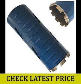 EDiamondTools Dry Drill Core Bits