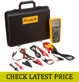 FLUKE-1587/I400 FC 2-In-1 Insulation Multimeter