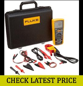 FLUKE-1587/I400 FC 2-In-1 Insulation Multimeter