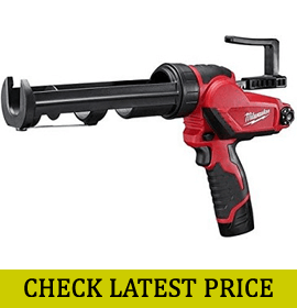 Milwaukee 2441-21 M12 10 oz Caulk Gun Kit
