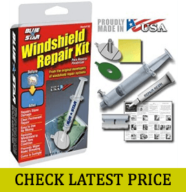 Blue-Star Windshield Repair Kit