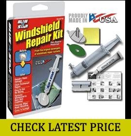 Blue-Star Windshield Repair Kit