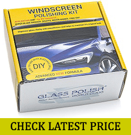 GP21005 Glass and Windshield Polishing DIY Kit