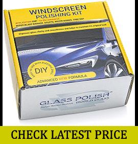 GP21005 Glass and Windshield Polishing DIY Kit