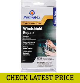 Permatex 09103-6PK Windshield Repair Kit