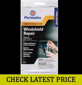Permatex 09103-6PK Windshield Repair Kit