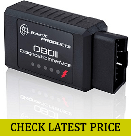 BAFX3127 Wireless Bluetooth OBD2 Car Scanner