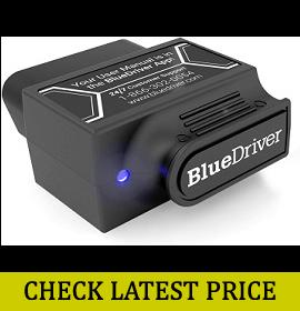BlueDriver LSB2 Bluetooth Pro OBDII Scanner