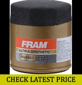 FRAM XG4967 Ultra Synthetic Spin-On Oil Filter