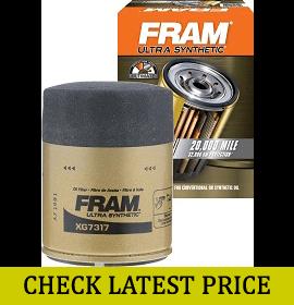 FRAM XG7317 Ultra Synthetic Spin-On Oil Filter