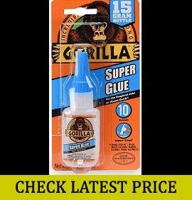 Gorilla Super Glue 15 Gram
