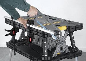 Keter Folding Compact Workbench