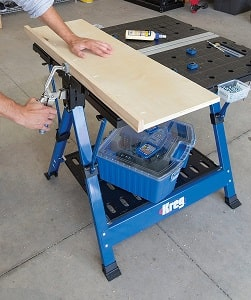 Kreg KWS1000 portable  workbench-min