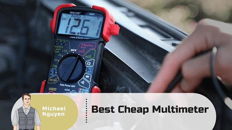Best Cheap Multimeter