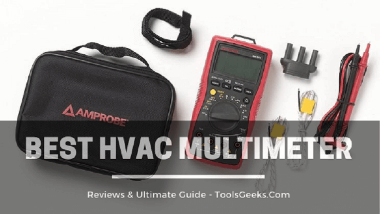 Best HVAC Multimeter