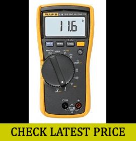 Best HVAC Multimeter - Fluke 116 HVAC Multimeter