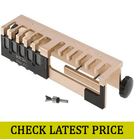 General Tools 861 Portable Aluminum Dovetail Jig