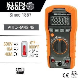 Klein Tools MM400 Multimeter