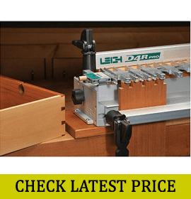 Leigh D4R Pro 24 in Dovetail Jig