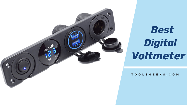 Best Digital Voltmeter