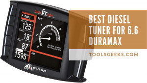 Best Tuners for 6.6 Duramax