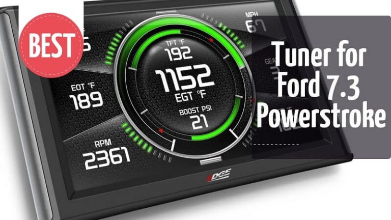 Best Tuner for Ford 7.3 Powerstroke