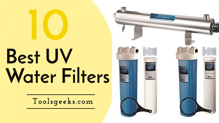 Best UV Water Filters