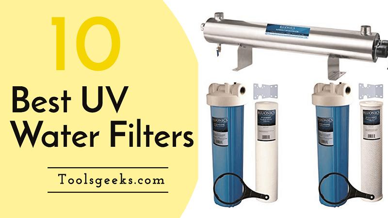 Best UV Water Filters
