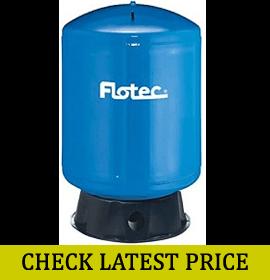 Flotec FP7110T Vertical Pre-Charged Pressure Tank