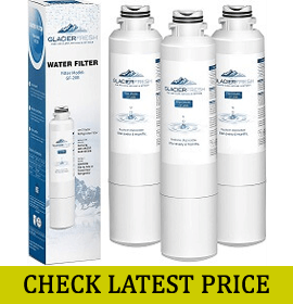 GLACIER FRESH Samsung Refrigerator Water Filter Replacement