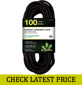 GoGreen Power 100 fit Extension Cord