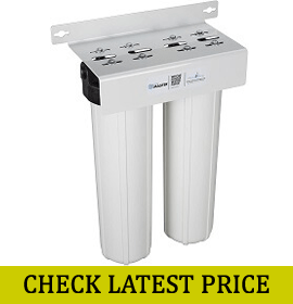 Home Master HMF2SmgCC Two Stage Whole House Water Filtration