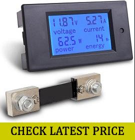 MICTUNING Voltmeter