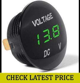 Mini Waterproof Voltmeter