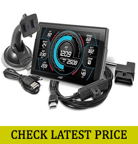 POWERTEQ Edge Products Insight CTS3 Digital Gauge Monitor