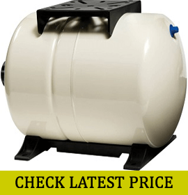 Red Lion RL6H Horizontal Precharged Diaphragm Well Tank