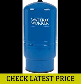 Water Worker 25009 20Gal Vertical Well Tank