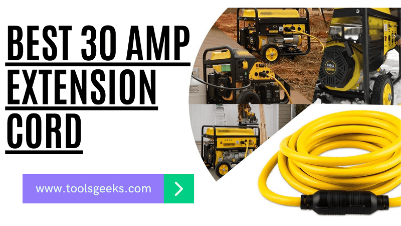 Best 30 Amp Extension Cord